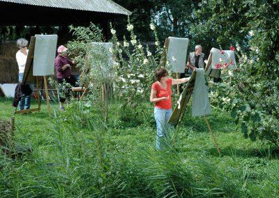 schilderen-cursus-zomer