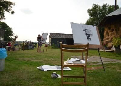 tekencursus-platteland