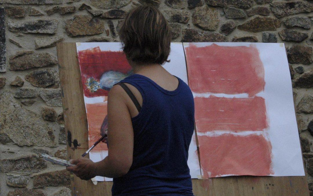 Cursus schilderen of beeldhouwen in Spanje